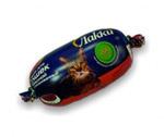 консервы для кошек в виде батона колбасы