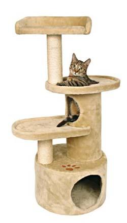 напольный комплекс для кошек